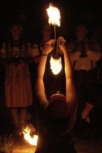 Feuershows in München und Umgebung
