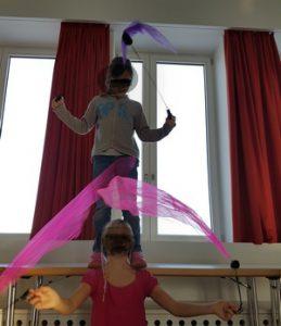 poi akrobatik